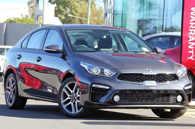 New Kia Cerato BD MY21 Sport St Marys, 2021 Kia Cerato BD MY21 Sport Platinum Graphite 6 Speed Sports Automatic Sedan
