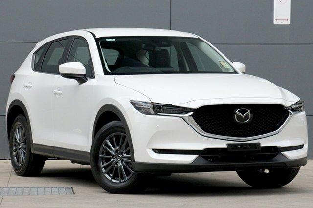 New Mazda CX-5 KF4WLA Touring SKYACTIV-Drive i-ACTIV AWD Berri, 2021 Mazda CX-5 KF4WLA Touring SKYACTIV-Drive i-ACTIV AWD Snowflake White Pearl 6 Speed