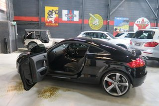 2010 Audi TT 8J MY11 S Tronic Quattro Black 6 Speed Sports Automatic Dual Clutch Coupe