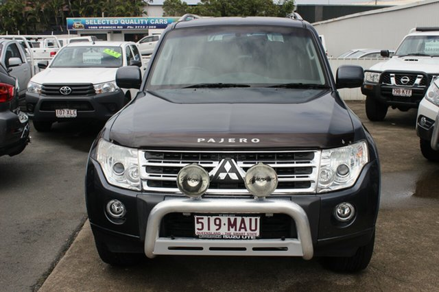 Used Mitsubishi Pajero NT MY10 GLS, 2009 Mitsubishi Pajero NT MY10 GLS Gy 5 Speed Sports Automatic Wagon