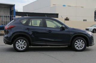 2015 Mazda CX-5 KE1072 Maxx SKYACTIV-Drive Sport Blue 6 Speed Sports Automatic Wagon.