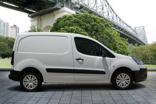 2014 Citroen Berlingo B9C MY14 L1 White 5 Speed Manual Van.