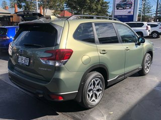 2018 Subaru Forester S5 MY19 2.5i-L CVT AWD Jasmine Green 7 Speed Constant Variable Wagon