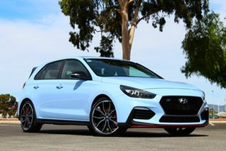 2017 Hyundai i30 PDe MY18 N Performance Blue 6 Speed Manual Hatchback.