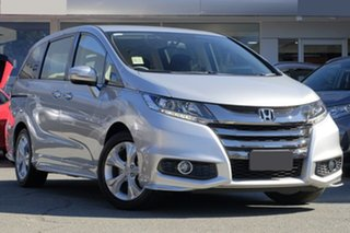 2019 Honda Odyssey RC MY19 VTi Super Platinum 7 Speed Constant Variable Wagon.