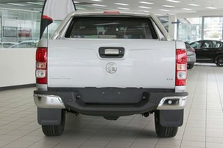 2018 Holden Colorado RG MY19 LTZ Pickup Crew Cab Nitrate Silver 6 Speed Sports Automatic Utility