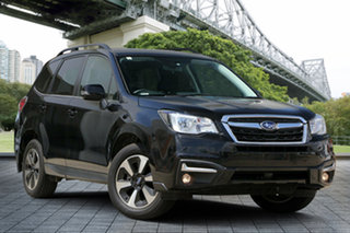 2017 Subaru Forester S4 MY17 2.5i-L CVT AWD Black 6 Speed Constant Variable Wagon.