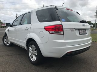 2014 Ford Territory SZ MkII TX Seq Sport Shift White 6 Speed Sports Automatic Wagon