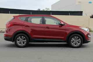 2014 Hyundai Santa Fe DM2 MY15 Active Red 6 Speed Sports Automatic Wagon.