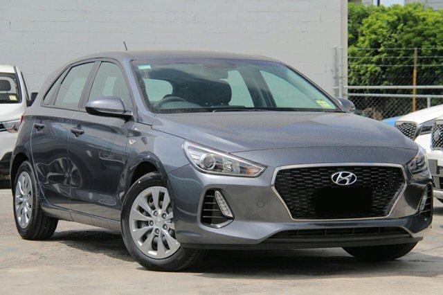 New Hyundai i30 PD MY19 Go, 2018 Hyundai i30 PD MY19 Go Iron Gray 6 Speed Sports Automatic Hatchback
