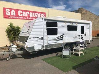 2011 Creative Tanami 21 with Rear Ensuite Caravan.