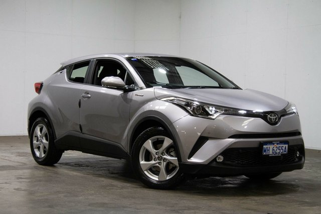 Used Toyota C-HR NGX10R S-CVT 2WD, 2017 Toyota C-HR NGX10R S-CVT 2WD Grey 7 Speed Constant Variable Wagon