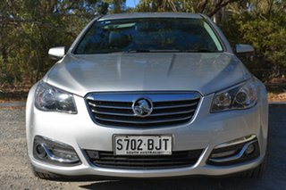 2016 Holden Calais VF II MY16 V Sportwagon Silver 6 Speed Sports Automatic Wagon