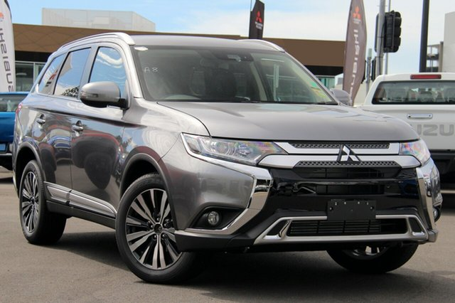 New Mitsubishi Outlander ZL MY20 LS 2WD, 2019 Mitsubishi Outlander ZL MY20 LS 2WD U17 6 Speed Constant Variable Wagon
