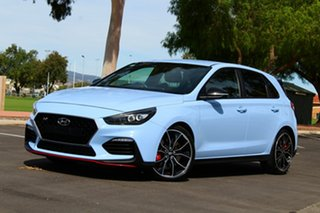 2017 Hyundai i30 PDe MY18 N Performance Blue 6 Speed Manual Hatchback
