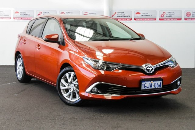 Used Toyota Corolla ZRE182R Ascent Sport S-CVT, 2017 Toyota Corolla ZRE182R Ascent Sport S-CVT Inferno 7 Speed Constant Variable Hatchback