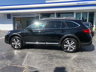 2018 Subaru Outback B6A MY19 2.5i-X CVT AWD Crystal Black 7 Speed Constant Variable Wagon