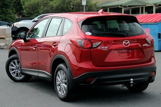 2016 Mazda CX-5 KE1032 Maxx SKYACTIV-Drive AWD Sport Red 6 Speed Sports Automatic Wagon.