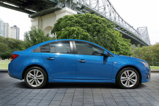 2014 Holden Cruze JH Series II MY14 SRi-V Blue 6 Speed Sports Automatic Sedan.