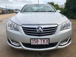 2013 Holden Calais VF MY14 Silver 6 Speed Sports Automatic Sedan