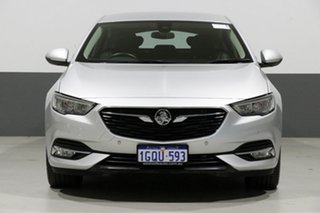 2018 Holden Calais ZB Silver 9 Speed Automatic Liftback.