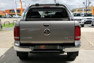 2017 Volkswagen Amarok 2H MY17.5 TDI550 4MOTION Perm Highline Beige 8 Speed Automatic Utility