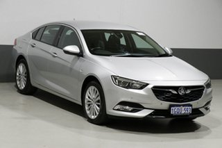 2018 Holden Calais ZB Silver 9 Speed Automatic Liftback