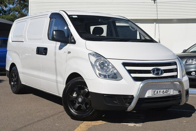 Used Hyundai iLOAD TQ3-V Series II MY16 , 2016 Hyundai iLOAD TQ3-V Series II MY16 White 5 Speed Automatic Van