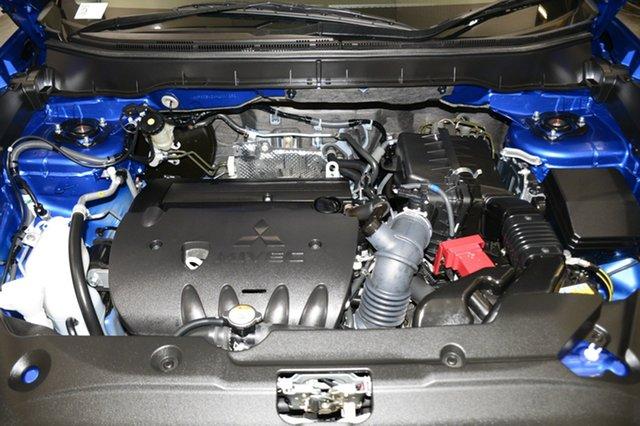 Used Mitsubishi ASX XC MY19 ES 2WD ADAS, 2018 Mitsubishi ASX XC MY19 ES 2WD ADAS Blue 6 Speed Constant Variable Wagon