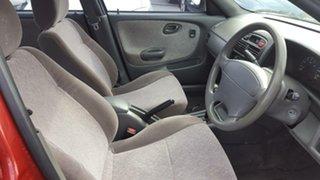 2000 Suzuki Baleno SY416 GLX Red 4 Speed Automatic Sedan