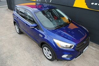 2017 Ford Escape ZG Ambiente 2WD Deep Impact Blue 6 Speed Sports Automatic Wagon