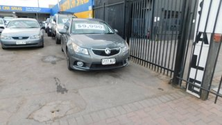 2011 Holden Cruze JH Series II MY11 SRi Grey 6 Speed Sports Automatic Sedan