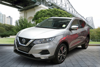 2018 Nissan Qashqai J11 Series 2 ST-L X-tronic Platinum 1 Speed Constant Variable Wagon.