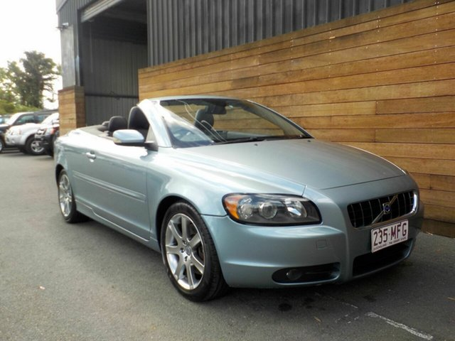 Used Volvo C70 M Series MY07 LE, 2007 Volvo C70 M Series MY07 LE Blue 5 Speed Sports Automatic Convertible