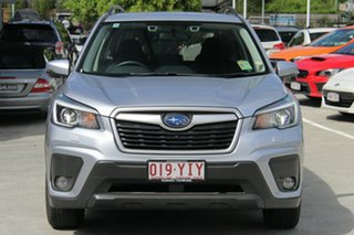 2018 Subaru Forester S5 MY19 2.5i-L CVT AWD Ice Silver 7 Speed Constant Variable Wagon