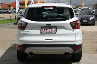 2017 Ford Escape ZG 2018.00MY Trend AWD White 6 Speed Sports Automatic Wagon