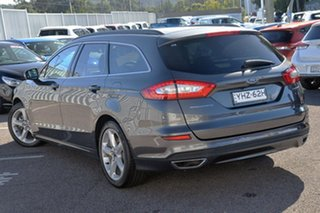 2017 Ford Mondeo MD 2017.50MY Trend PwrShift Grey 6 Speed Sports Automatic Dual Clutch Wagon.