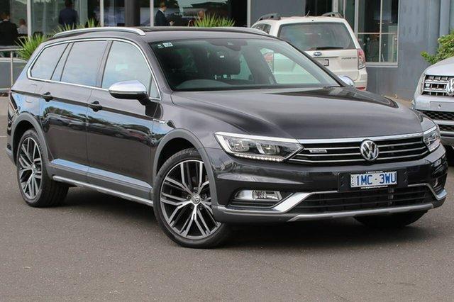 Used Volkswagen Passat 3C (B8) MY18 140TDI DSG 4MOTION Alltrack, 2018 Volkswagen Passat 3C (B8) MY18 140TDI DSG 4MOTION Alltrack Grey 6 Speed