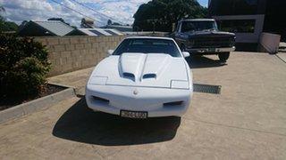 1991 Pontiac Trans Am GTA White 4 Speed Automatic Coupe