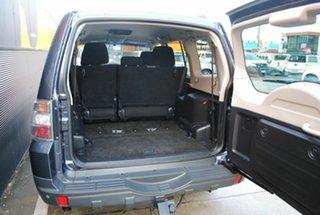 2008 Mitsubishi Pajero NS Platinum Edition Gunmetal Grey 5 Speed Manual Wagon