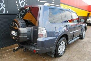2008 Mitsubishi Pajero NS Platinum Edition Gunmetal Grey 5 Speed Manual Wagon.