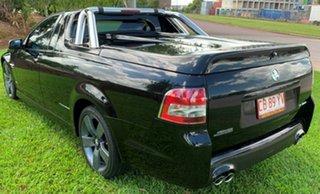 2012 Holden Ute VE II SS Thunder Black 6 Speed Manual Utility