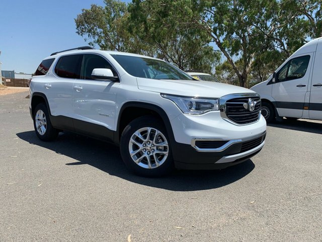Demo Holden Acadia AC MY19 LT 2WD, 2019 Holden Acadia AC MY19 LT 2WD 9 Speed Sports Automatic Wagon
