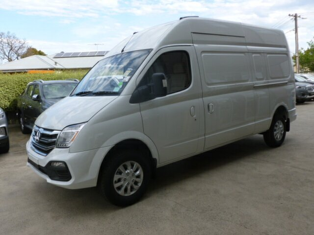 New LDV V80 MY19 Mid Roof LWB, 2019 LDV V80 MY19 Mid Roof LWB White 6 Speed Automated Manual Van