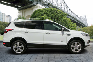 2017 Ford Escape ZG 2018.00MY Trend AWD White 6 Speed Sports Automatic Wagon.