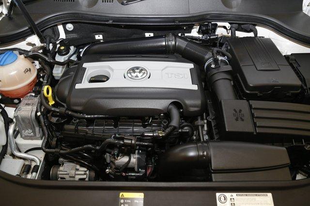 Used Volkswagen Passat Type 3C MY15 118TSI DSG, 2014 Volkswagen Passat Type 3C MY15 118TSI DSG White 7 Speed Sports Automatic Dual Clutch Sedan