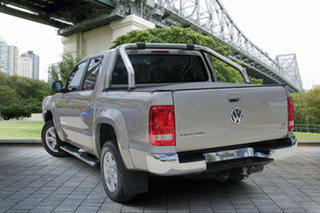 2015 Volkswagen Amarok 2H MY15 TDI420 4Motion Perm Highline Gold 8 Speed Automatic Utility.
