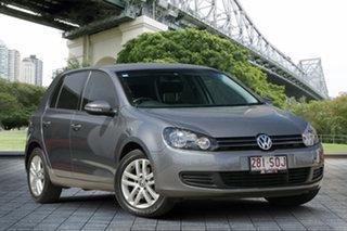 2012 Volkswagen Golf VI MY12.5 103TDI DSG Comfortline Grey 6 Speed Sports Automatic Dual Clutch.