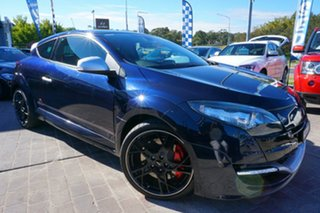 2013 Renault Megane III D95 R.S. 265 Red Bull RB8 Blue 6 Speed Manual Coupe.