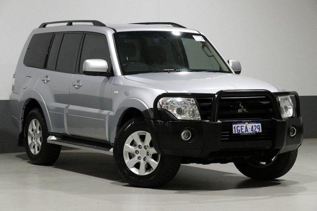 Used Mitsubishi Pajero NW MY14 GLX-R LWB (4x4), 2014 Mitsubishi Pajero NW MY14 GLX-R LWB (4x4) Silver 5 Speed Auto Sports Mode Wagon